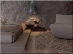 Wabi-Sabi-Wohnungen
