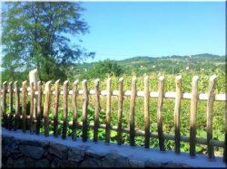 Zulu kerítéselemek