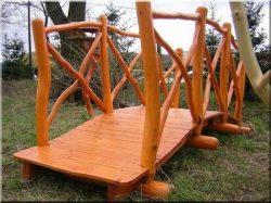 Gartenbrücken