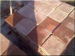 Antique brick