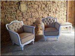Shabby chic furniture -