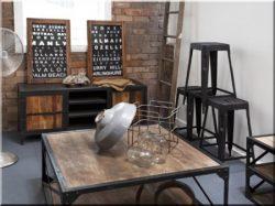 Industriel Design Möbel