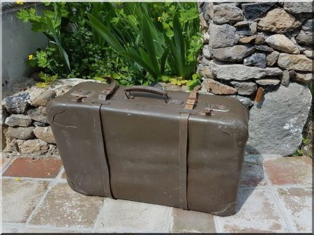 Bőrönd -