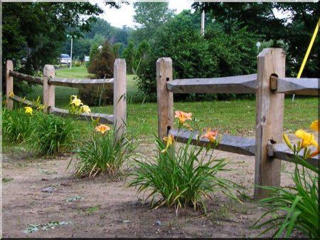 Construction de clôture et de portail
