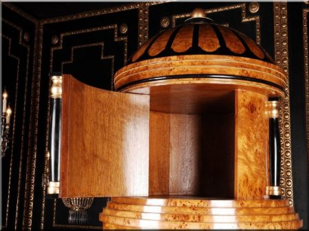 Biedermeier stílusú antik bútorok