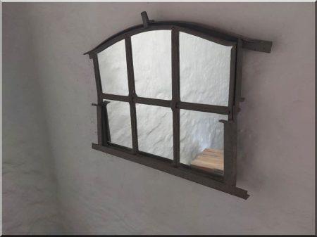 Gépi kovácsolt fali tükör