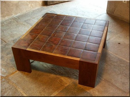 Oak cube for indoor usage