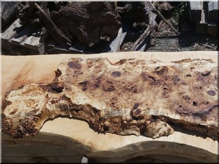Lumpy poplar table tops