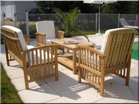Gerda garden set