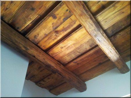 Attic plank