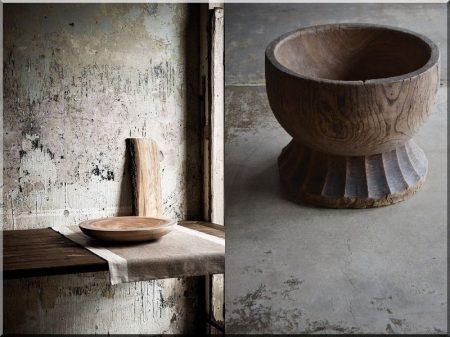 Japanese rustic furniture
