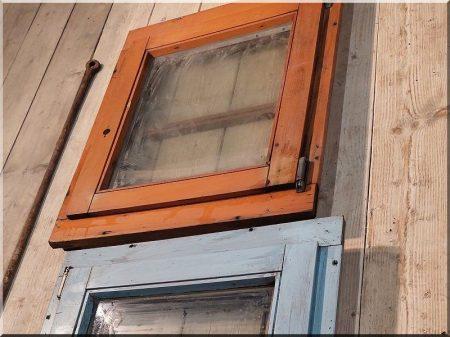Window sill limestone sheets