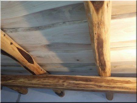 Holzbodenkonstruktion