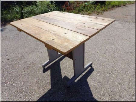 Table, industrial