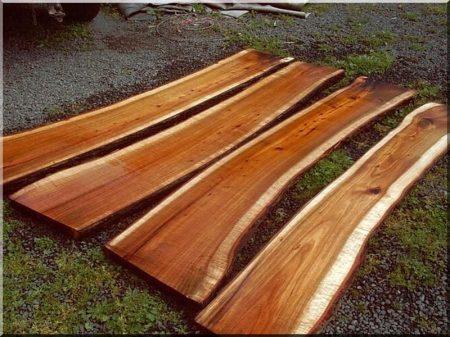 Acacia plank (joinery)
