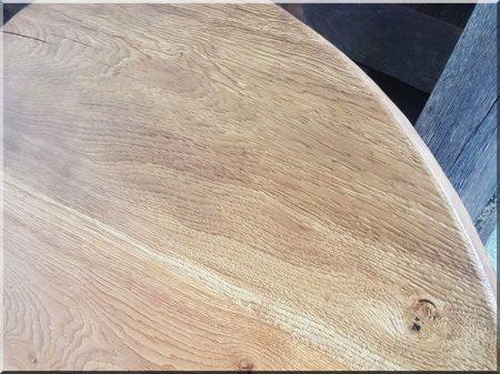 Plateau de table rond, grand