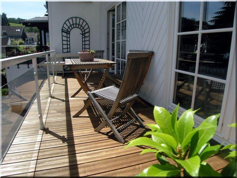 Planches de couverture de terrasse
