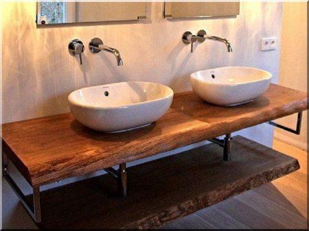Fürdőszobai pultok