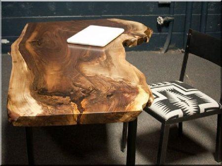 Bútorok natúr fából