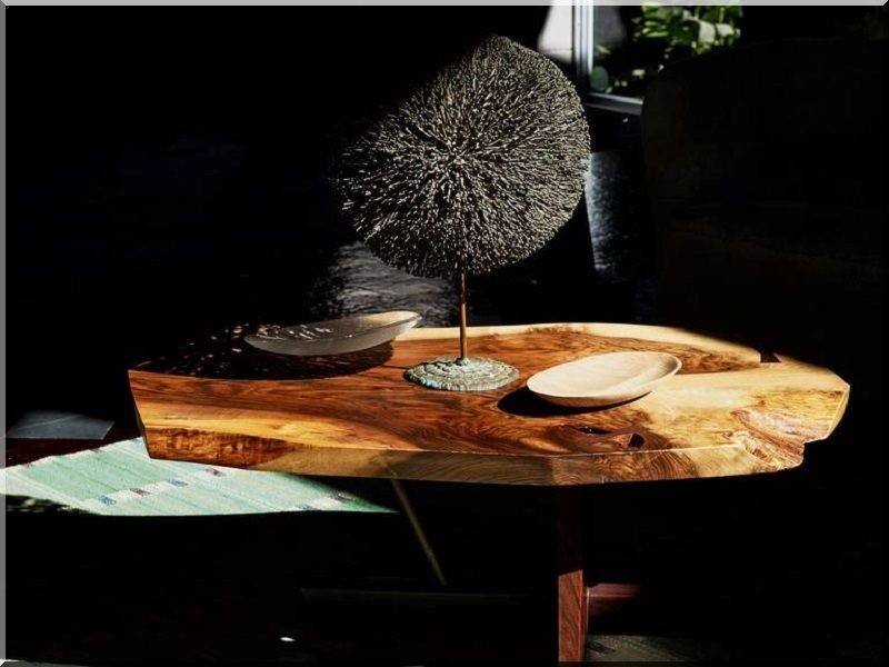 egyedi natúr fa designbútorok