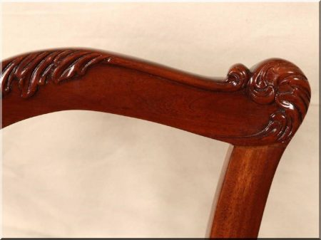 Chippendale stílusú antik bútorok