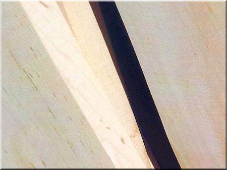 zaunbretter aus erle zu g nstigem preis rustikale zaunelemente garteneinfassung. Black Bedroom Furniture Sets. Home Design Ideas
