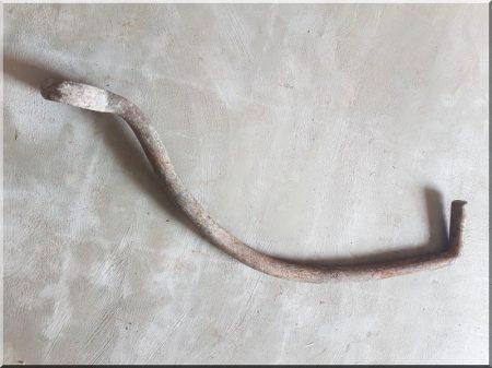 Großer Schraubenschlüssel, antikes Werkzeug