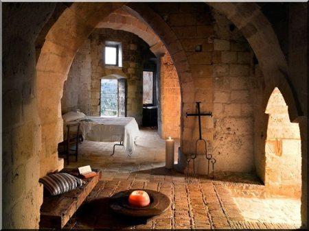 Mediterranean style interior design