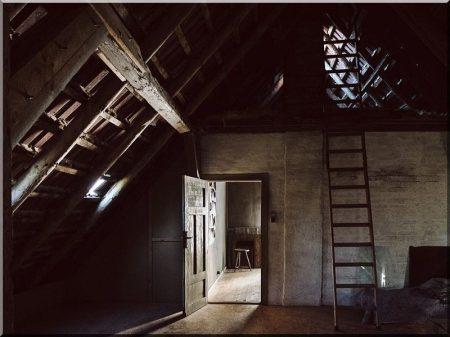 Wabi sabi, industrial home