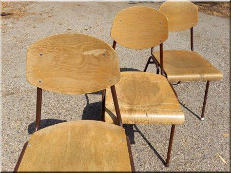Ipari stílusú székek
