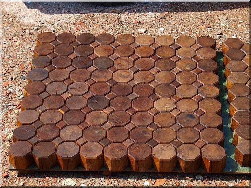 155000 Custom Wood Pavement