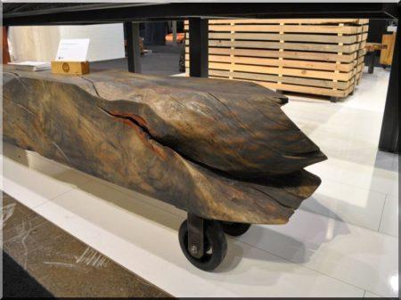 Antique lumber