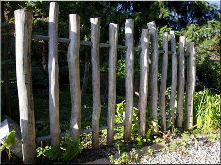 Zulu fence, 8 - 10 cm