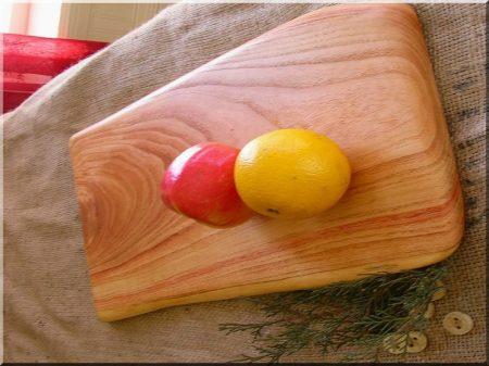 Akác fa húsvágódeszka -