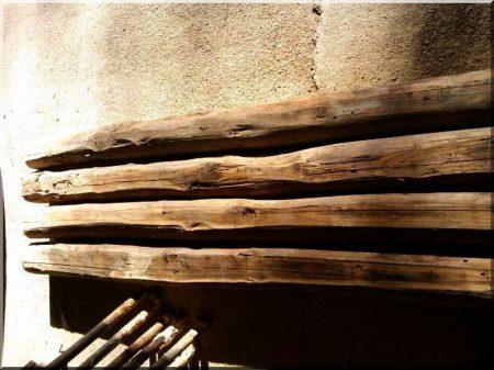 Tetőfa, antik