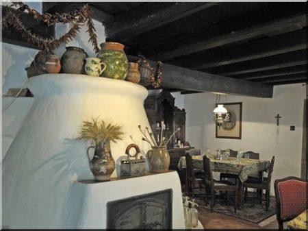 Cottage lakások, vidéki stílus