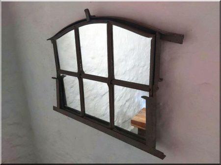 Vintage fali tükör -