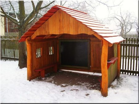 Kis ház -