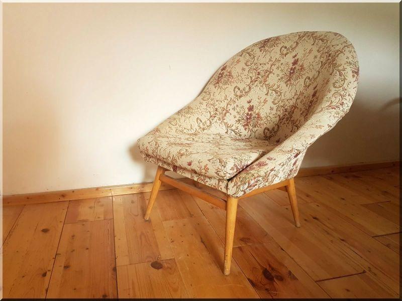 vintage retro kis szék