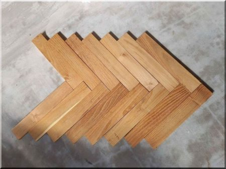 Acacia slats