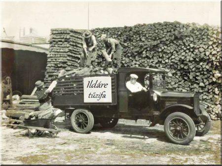 Tűzifa házhoz szállítás