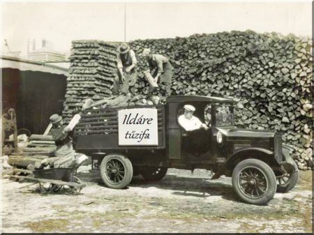 Home delivery of firewood