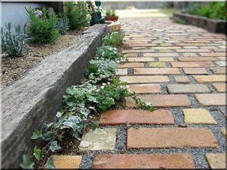 Járda, kerti út építése