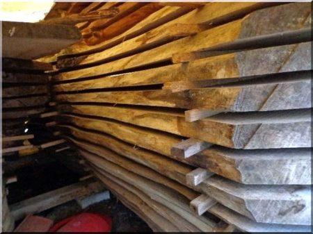 Hárs fa deszkák