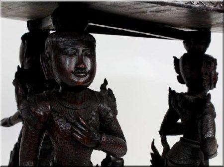 Ázsiai antik bútorok -