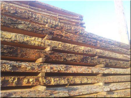 Lohnsägen Holz