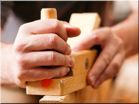 Acacia plank (carpenter)