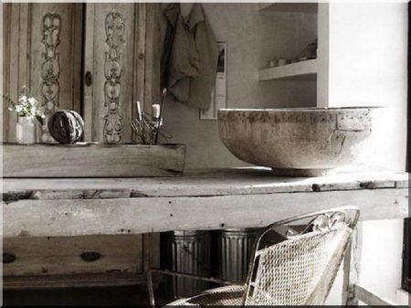 Decorations, furniture, Wabi sabi