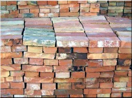 Briques de réemploi