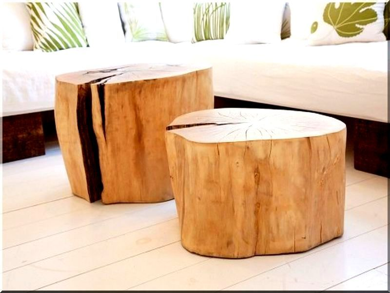 organikus fa bútorok